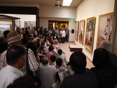 展示室B(2000年代の作品について)