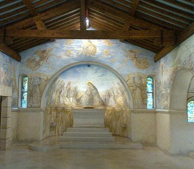 フジタ礼拝堂 - メゾン・デ・ミュゼ・デュ・モンド