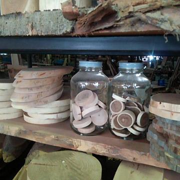 木材屋さんの面白い材料