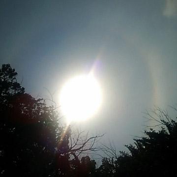 太陽の虹・ハロ(HALO)