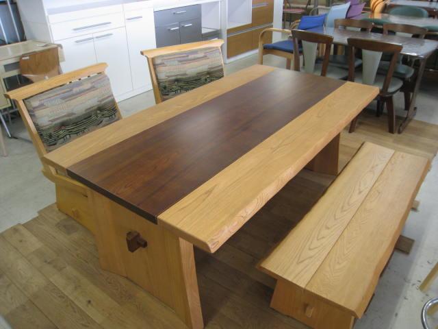 激安カリモクダイニングテーブルセット 201109214679671jpg