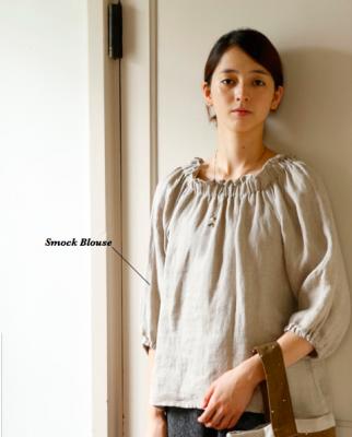 32059028820b0 「着る人をきれいに見せる手作り服」lesson は「スモックブラウス」 png