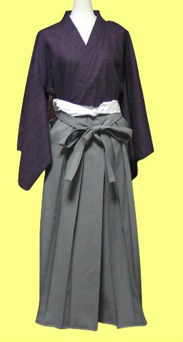 「薄桜鬼」土方歳三和装衣装の作り方1