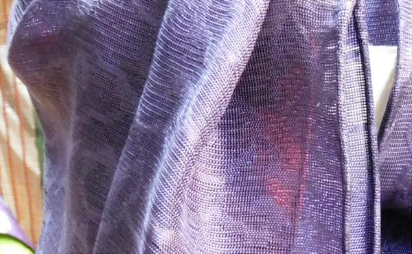 狩衣の布はしの処理