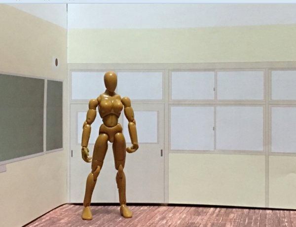 ドール用背景画像