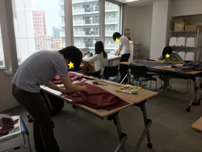 福岡天神の洋裁教室