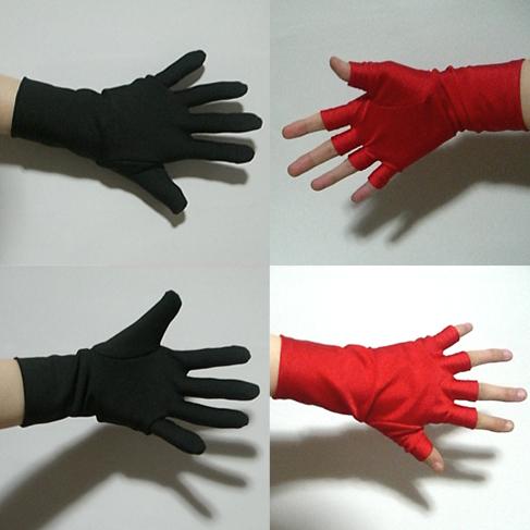 手袋の型紙と作り方