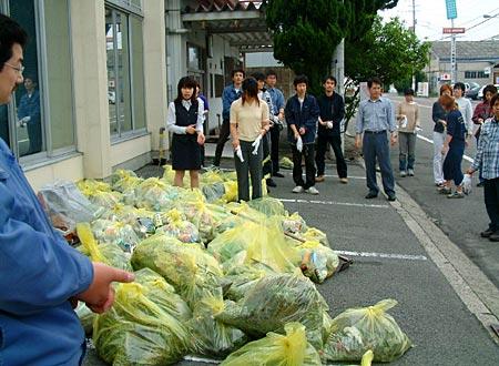 20050210_平成16年度「プチ美化運動」優良事業所表彰