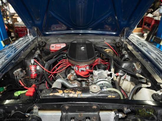 Holley Sniper EFI:1965 Ford Mustang   MSD SPEED MOTORS
