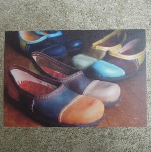 コラボン ソルヨン靴