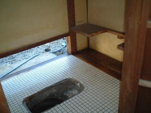 トイレ改造1