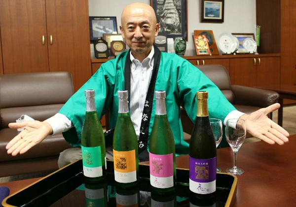 私のお酒の師匠がつくった大分県の新ブランド酒「花笑み」新酒が完成。さっそく当店にも純米吟醸酒が入荷しております。https://yamashiroya.biz/?pid=63473275
