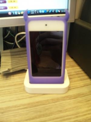 新生iPod初号機^^