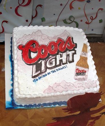 BX cake
