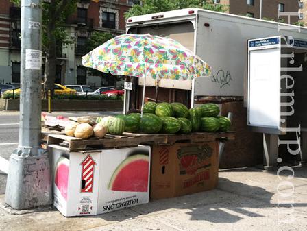 warter melons