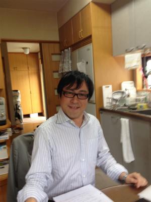 大井川さんの写真