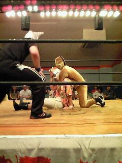 戦うお笑いのファンタジー沖縄プロレス 第五弾