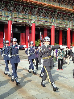 『魅惑の台湾』 滞在写真記 (1日目)