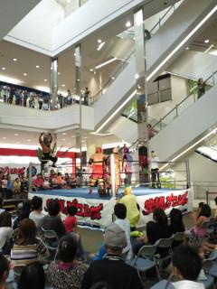 沖縄プロレスのみなさんと楽しかった時間