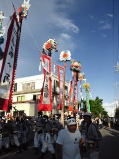 今年も熱く燃えた石垣島四ヶ字豊年祭