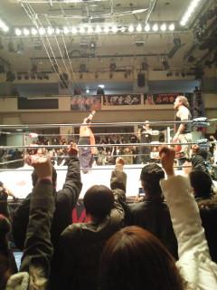 2012最後の大日本プロレスetc