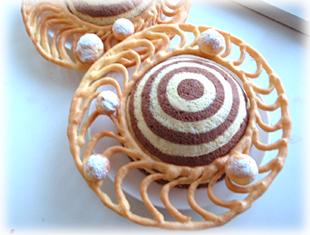 土星のケーキ・ホール