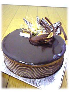 2005 バレンタインケーキ