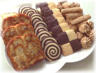 クッキー&パウンドケーキ