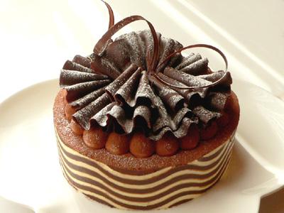 だんなさんの誕生日ケーキ