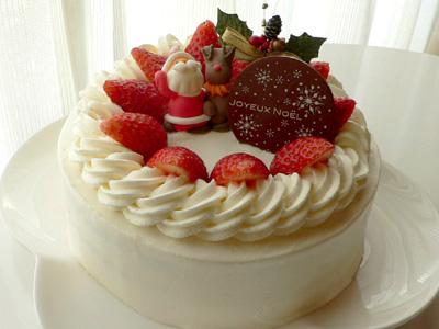 クリスマスケーキ07