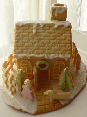 クッキーハウス�