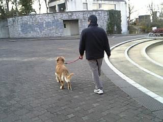 パパと一緒♪