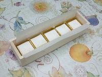 ホワイト生チョコ小箱(5個入)