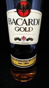 BACARDI GOLD/ラム酒