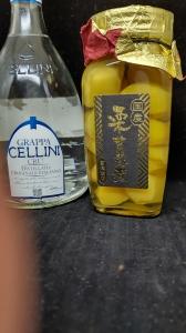 山�/ウイスキー