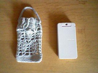 ケータイと携帯ケース