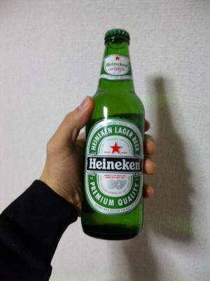 かっこいいビール