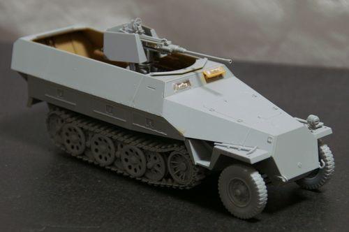 Sd.Kfz.251/17 組立完了1