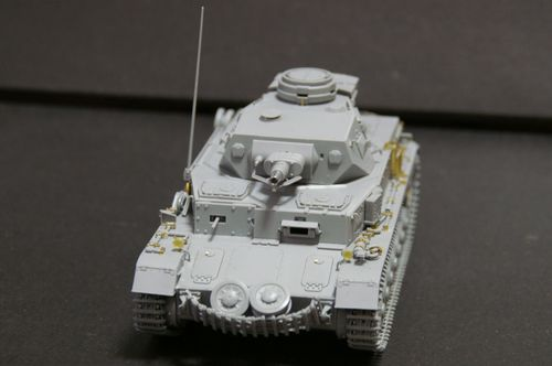 Pz.Kpfw.IV Ausf.E 組立完了2