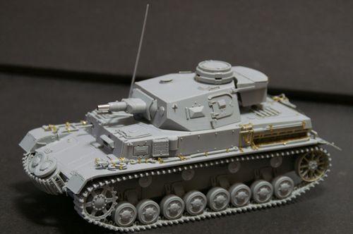 Pz.Kpfw.IV Ausf.E 組立完了3