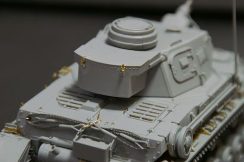 Pz.Kpfw.IV Ausf.E 組立完了4
