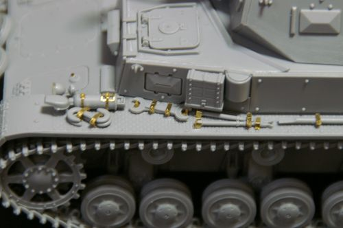 Pz.Kpfw.IV Ausf.E 組立完了5