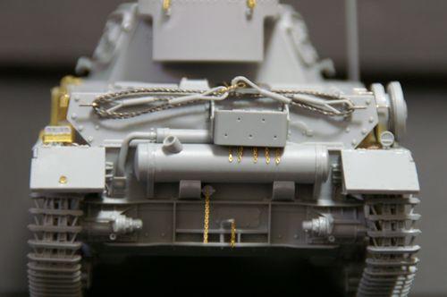 Pz.Kpfw.IV Ausf.E 組立完了6
