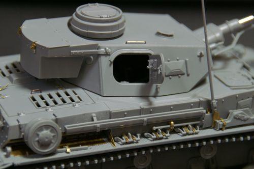 Pz.Kpfw.IV Ausf.E 組立完了7
