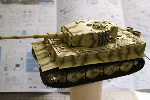 TIGER I 迷彩2−1
