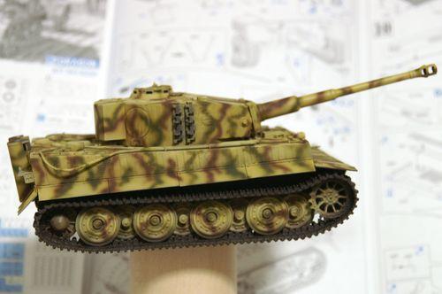 TIGER I 迷彩3−4