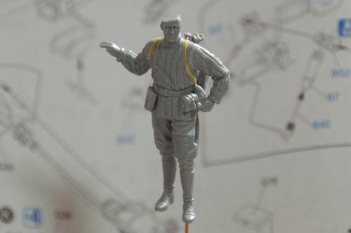 ソビエト戦車搭乗歩兵3