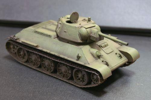 T-34/76 完成1