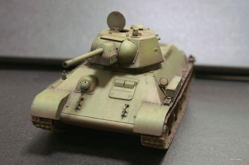 T-34/76 完成2