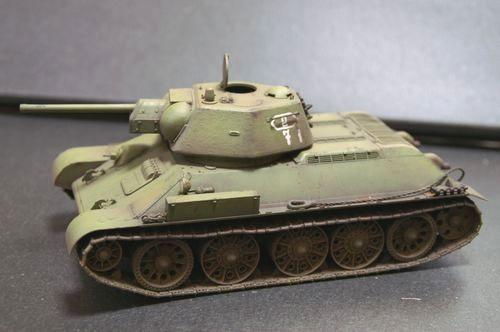 T-34/76 完成3